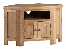 Vale Furnishers - Dorking Corner TV Unit